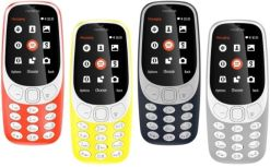 Nokia 3310 3G Design and Display