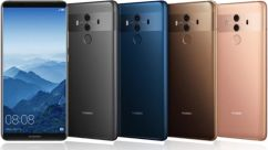Huawei Mate 10 Design and Display