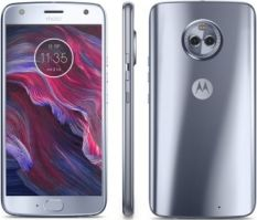 Motorola Moto X4 Design and Display