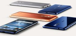 Nokia 8 Design and Display