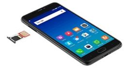 Gionee A1 Storage and Performance