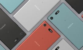 Sony Xperia XZ1 Compact Camera