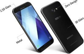 Samsung Galaxy A7 2017 Design and Display