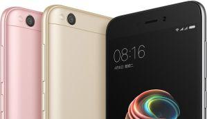 Xiaomi Redmi 5A Design and Display