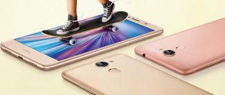 Huawei Enjoy 7 Plus Design and Display
