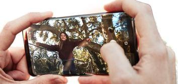 Samsung Galaxy S9 Plus Camera