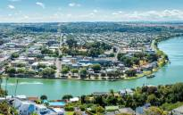 """The Whanganui River in New Zealand has been granted """"legal personhood"""". Picture: Twitter/@theNZstory."""