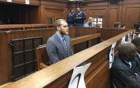 Convicted murder Henri van Breda in the Western Cape High Court on 7 June 2018. Picture: Cindy Archillies/EWN