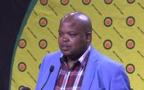 FILE: ANCYL president Collen Maine at media briefing at Luthuli House. Picture: Kgothatso Mogale/EWN