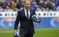 England rugby coach Eddie Jones. Picture: AFP