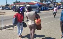 Registration for prospective students at the Capricorn TVET college in Polokwane has been postponed to 15 January after a stampede on 11 January 2018. Picture: Supplied.