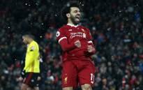 FILE: Liverpool's Mohamed Salah celebretes a goal. Picture: Facebook