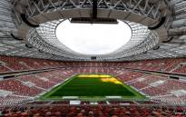 The Luzhniki Stadium in Moscow will host the opening and final matches of the 2018 Fifa World Cup. Picture: @FIFAWorldCup/Twitter.