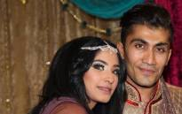 FILE: Limpopo businessman, Rameez Patel, who is accused of murdering his wife Fatima Patel (right) Picture: Facebook.