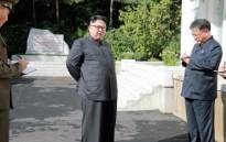 FILE: North Korea's Kim Jong Un. Picture: CNN screengrab.