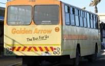 FILE: Golden Arrow Bus Service. Picture: Supplied.