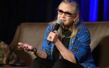 'Star Wars' actress Carrie Fisher. Picture: AFP
