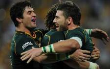 The Springboks are currently taking on the Wallabies at the Newlands Stadium in Cape Town. Picture: Supplied.