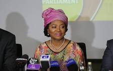 National Assembly Speaker Baleka Mbete. Picture: Christa Eybers/EWN