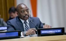 Democratic Republic of Congo President Joseph Kabila. Picture: United Nations Photo