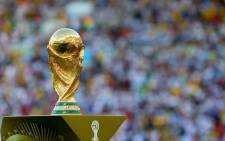 FILE: The Fifa World Cup trophy. Picture: Facebook