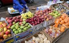 FILE: Informal traders in Tshwane. Picture: EWN.