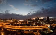 Sunrise in Johannesburg. Picture: Wikimedia Commons.