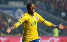 Former AC Milan and Brazil forward Robinho. Picture: Facebook.
