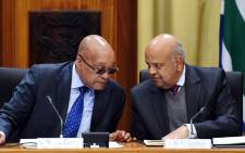 FILE: President Jacob Zuma during a meeting with business and labour leaders at the Union Buildings in Pretoria on 9 May 2016. Picture: GCIS.