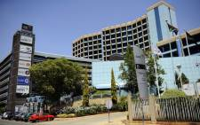 FILE: The SABC (South African Broadcasting Corporation) headquarters in Johannesburg. Picture: AFP.