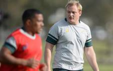 Thirty-year-old Adriaan Strauss has been named captain of the South African Rugby team, on 30 May 2016. Picture: Twitter: South African Rugby @Springbok