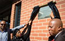 City of Johannesburg Executive Mayor Herman Mashaba officially launch the refurbished Golden Harvest In-Patient Treatment Centre which will accommodate at least 58 teenagers in Northworld, Randburg on 18 June 2018. Picture: Sethembiso Zulu/ EWN