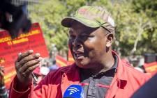 FILE: SACP Gauteng secretary Jacob Mamabolo. Picture: EWN