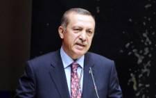 Turkey's President Tayyip Erdogan. Picture: AFP.