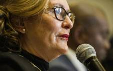 FILE: Western Cape Premier Helen Zille. Picture: AFP