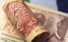 Rand notes. Picture: Supplied