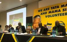 FILE: The ANC's national executive committee (NEC) met on Monday 18 June 2018 at the Saint George's Hotel. Picture: Clement Manyathela/EWN.
