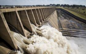 FILE: Approximately 400,000 cubic meters of water was released from the Vaal dam on 26 February 2017 after the dam reached 97.8 % capacity following heavy rains across Gauteng. Picture: Reinart Toerien/EWN