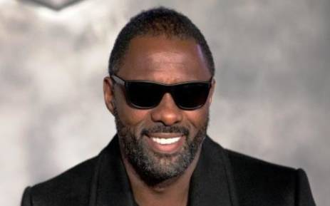 British actor Idris Elba plays the lead role of Nelson Mandela in Mandela: Long Walk to Freedom: Source: AFP