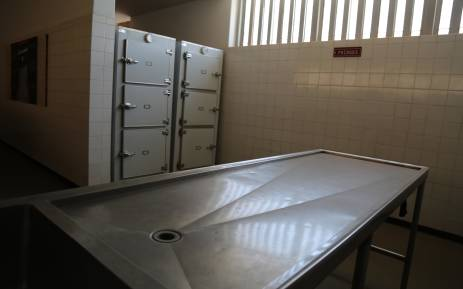 FILE: Mortuary.  Picture: Christa Eybers/EWN.
