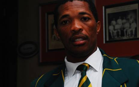 Former Proteas fast bowler Makhaya Ntini is excited ahead of the NBM 7s Premier League Tournament.
