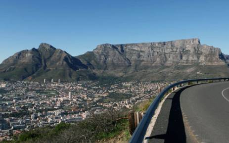 A man fell and died shortly after when he slipped at Table Mountain on Sunday. Picture: SAPA.