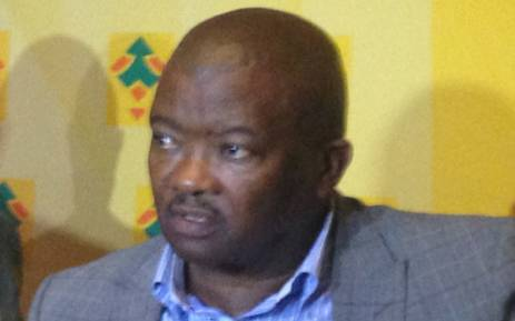 FILE: United Democratic Movement leader Bantu Holomisa. Picture: Reinart Toerien/EWN.