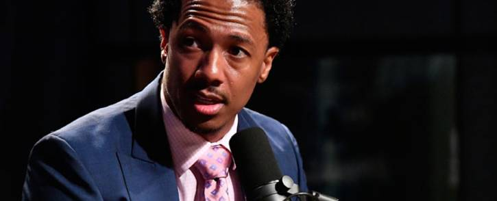 FILE: Nick Cannon. Picture: AFP.