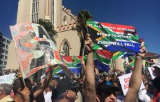 All systems go for opposition parties' mass protest against Zuma