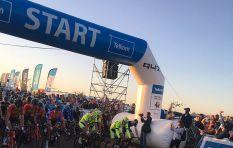 2016 Telkom 947 Cycle Challenge underway