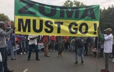 Freedom Movement calls for civic action at anti-Zuma rally