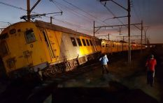 Metrorail train derails due to vandalism on the central line