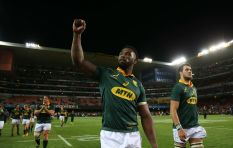 Bokke can become a world-beating squad - Ashwin Willemse