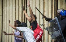 Cops often too quick to open fire on protesting students - policing expert